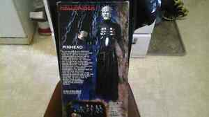 "HELLRAISER  *PINHEAD""  18 INCH ACTION FIGURE by NECA"