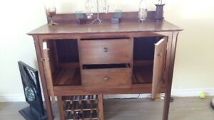Sideboard Handcrafted solid cherry
