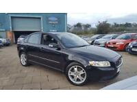 2007 (57) VOLVO S40 SE 2.0 DIESEL, LOW MILEAGE, FSH, OWNED SINCE 2009