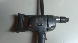 """Black And Decker 1/2"""" Electric Drill"""