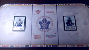 Nhl pro sport boards - merry Christmas - maple leafs - any team
