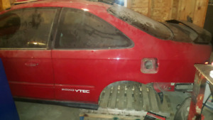 2000 civic coupe shell. For parts or whole