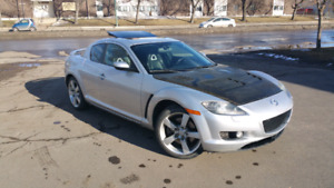 WANTED! Mazda rx8 with blown motor etc. Must be sask plateable.