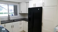 Barrie: Newly Renovated 3 Bedroom Apartment