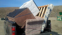 Do u need moving and delivery and dump?Call or text 306-881-1977