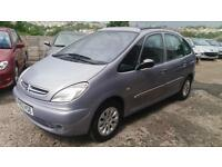 2002 Citroen Xsara Picasso 2.0HDi 90hp Exclusive