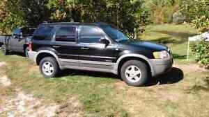 2001 ford escape for parts $300 obo.