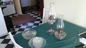 Antique Oil Lamps!! Kitchener / Waterloo Kitchener Area image 1