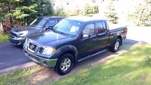2012 Nissan Frontier SV Pickup Truck (Fresh Inspection)