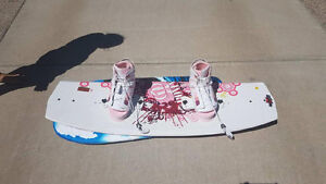 RONIX WAKEBOARD- Great condition