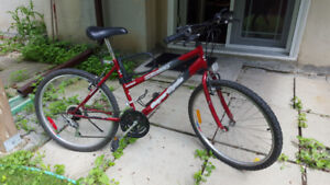 Red Supercycle SC1800 Mountain Bike, 18''; frame