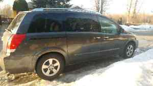 Nissan quest 2007 extra clean