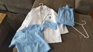 Doctor costume size 4T