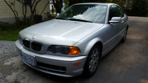 2000 BMW 323ci coupe for trade