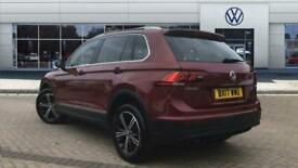 2017 Volkswagen Tiguan 2.0 TDi 150 4Motion SE Nav 5dr DSG Diesel Estate Auto Est