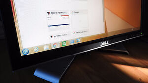 Dell 19 inch monitor model 1908WFP VGA DVI input  ONLY