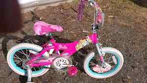 BARBIE BIKE