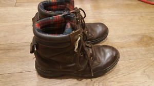 Mountain Horse Leather Paddock Boots (Size 9)
