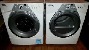 Whirlpool Duet Sport Washer & Dryer Set