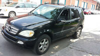 2003 Mercedes-Benz  ML 350- - 514-721-5191=====
