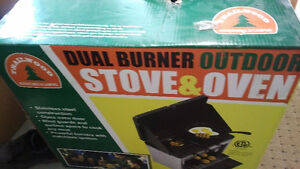 BRAND NEW CAMPING STOVE/OVEN