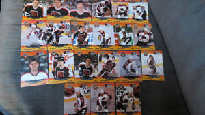 1990-91 ProSet All-Star cards(21)