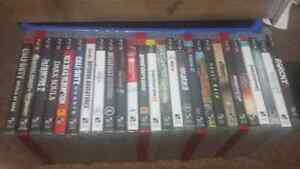 MINT - PS3 game lot