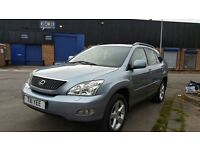 2004 Lexus RX estate 3.0 gas bi fuel