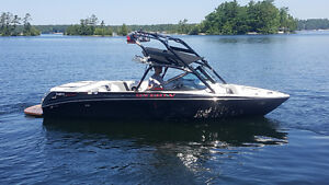 2009 Air Nautique 210 Byerly Limited Edition Wakeboard Boat Kawartha Lakes Peterborough Area image 1