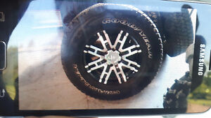 Brand new Tires with rims for sale