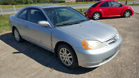 2002 Honda Civic Si  Coupe - AUTOMATIC