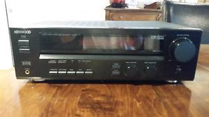 Kenwood 5.1 A/V amplifier/ receiver