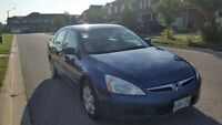 2006 Honda Accord Sedan- DX