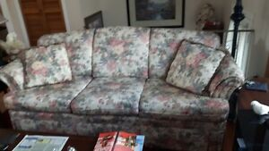 Couch, love seat and chair Peterborough Peterborough Area image 1