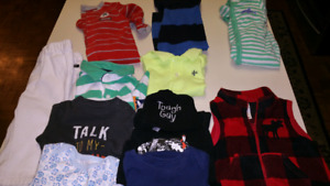 3 to 6 Months Baby boy clothes..EXCELLENT CONDITION