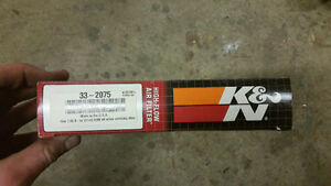 K&N Filter #33-2075 Fits WRX and more!