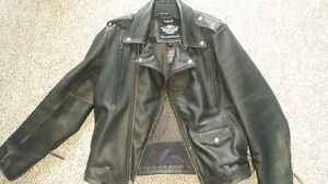 *****Heavy duty Harley Davidson Riding Gear Mens Jacket***** Kitchener / Waterloo Kitchener Area image 1