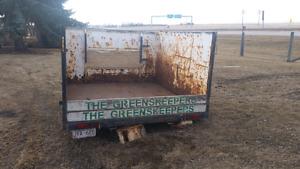 8 foot Truck box $200 obo