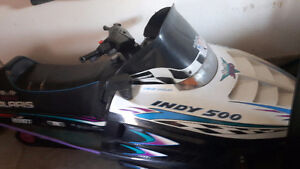 Polaris Indy 500 liquid cooled