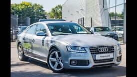 2010 (60) Audi A5, 2.0L Quattro, S-line, FSH, 170k, £6995
