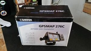 Garmin 276c with lots of extras