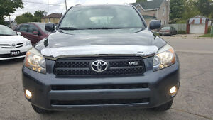 2007 Toyota RAV4 SPORT SUV, Crossover - LOW KM! NEW TIRES! Kitchener / Waterloo Kitchener Area image 8