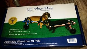 DOG WHEEL CHAIR