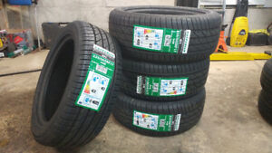 New RUN FLAT 225/50R17 all season tires, $700 for 4