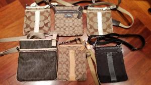 Authentic COACH & Michael Kors Crossbody / messenger bags
