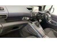 2019 Peugeot Rifter 1.5 BlueHDi Allure (s/s) 5dr MPV Diesel Manual