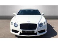 2013 Bentley Continental GTC 4.0 V8 2dr Automatic Petrol Convertible