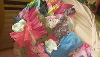 huge mix of clothes for girls size 2t and 3t
