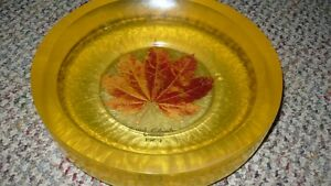 "VINTAGE TIMELESS ""LUCITE B.C. CANADA"" SOUVENIER BOWL FOR SALE Kitchener / Waterloo Kitchener Area image 3"