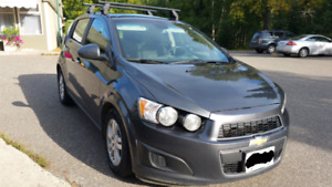 *REDUCED* 2013 Chevy Sonic LT